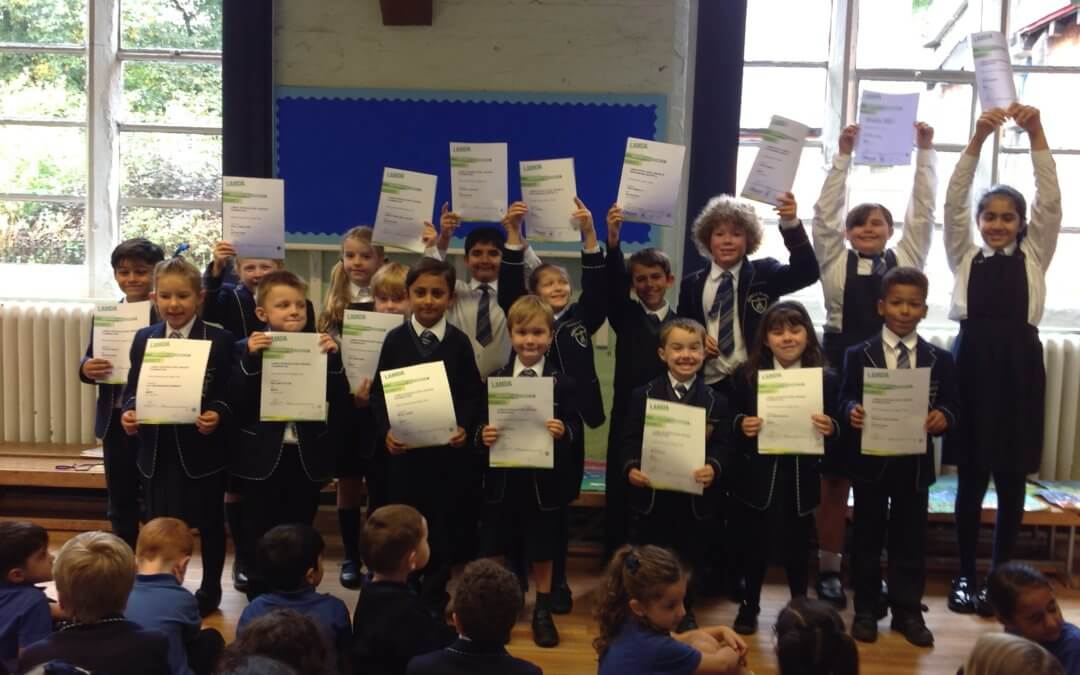 Speaking with Confidence at Stella Maris
