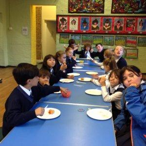 Stella Maris Receives Boost for Breakfast Club