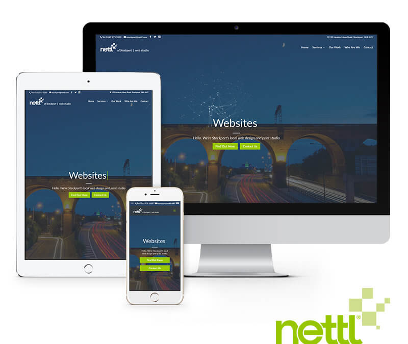 Nettl.com Launches Website for Nettl.com!