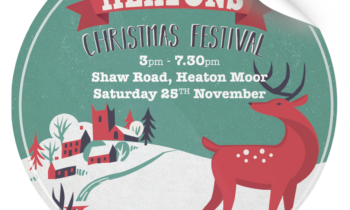 Heatons Christmas Festival!