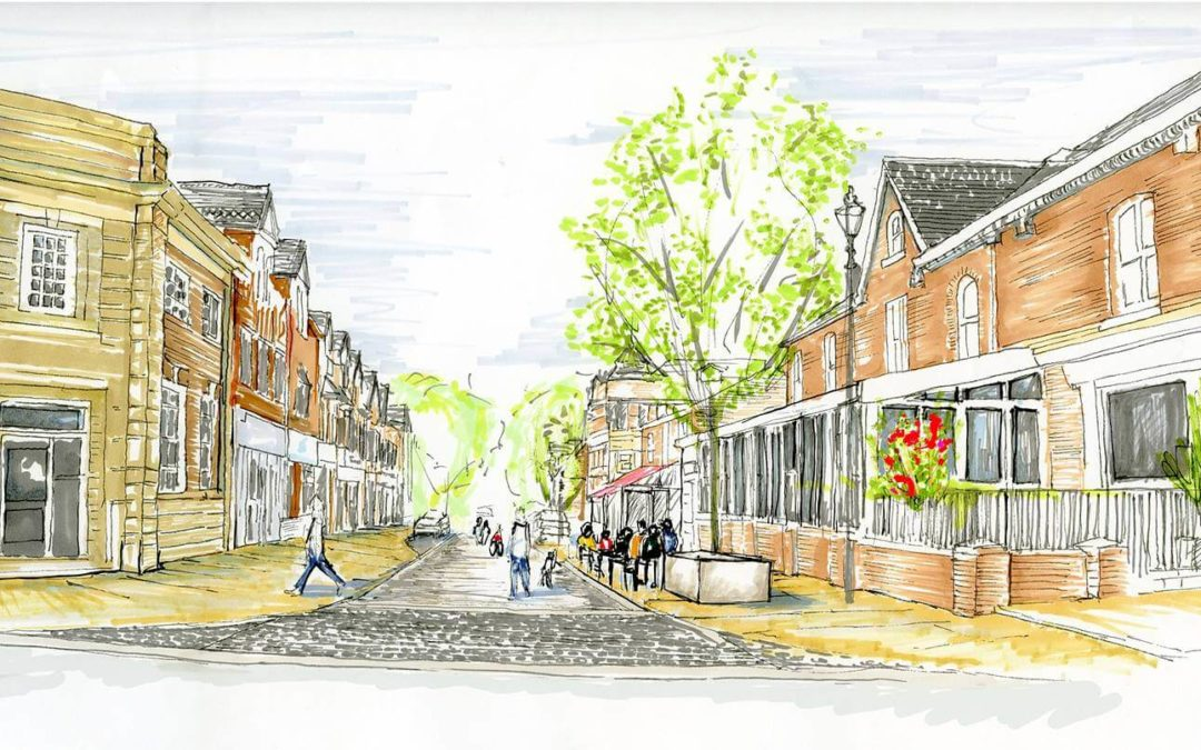 Heaton Moor Street Improvements