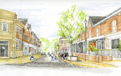 Heaton Moor Street Improvements