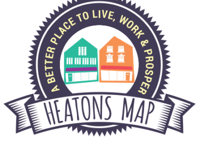 Heatons Map