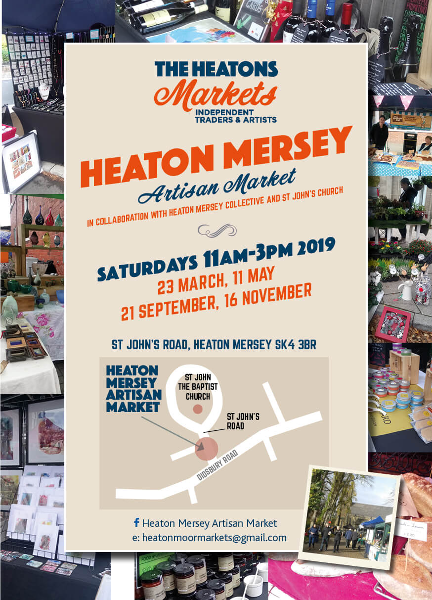 Heaton Mersey Artisan Market