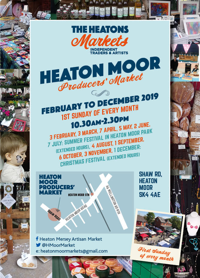 Heaton Moor Producers Market