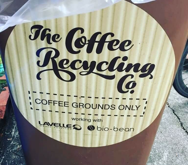 Coffee Waste Collection for Heatons Businesses