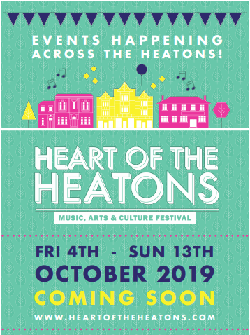 Heart Of The Heatons 2019 Dates Announced!