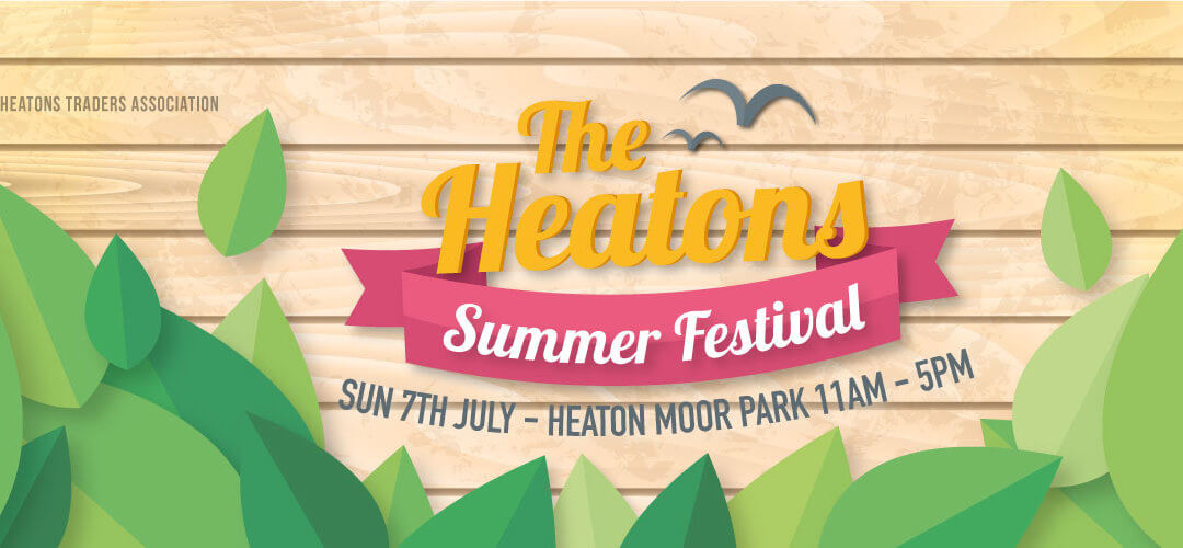 Heatons Summer Festival Charity Raffle
