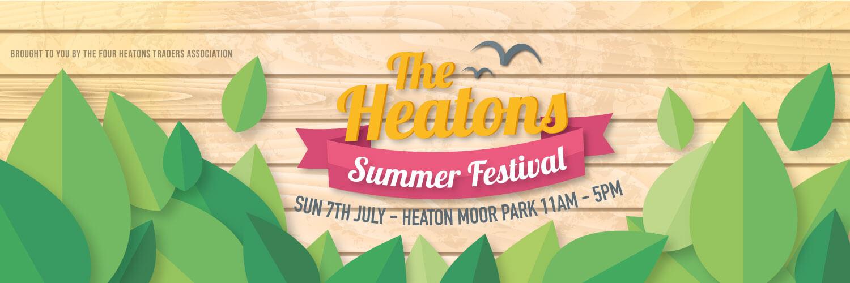 Heatons Summer Festival Charity Raffle