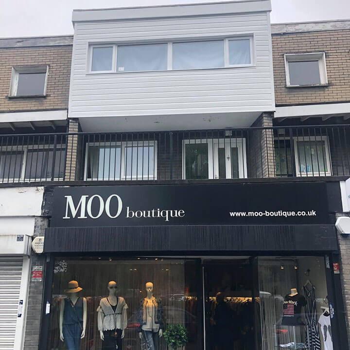 Renovation of flats on Heaton Moor Road