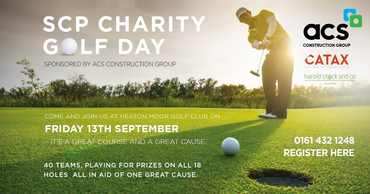 Stockport Cerebral Palsy Society Annual Charity Golf Day