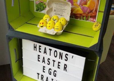 Nettl Easter Egg Trail 2019