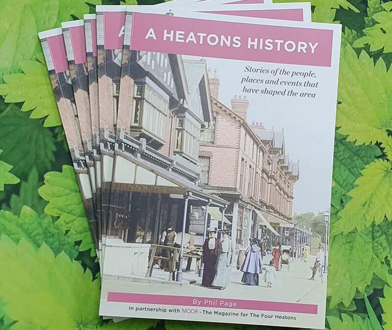 Buy the Heatons History Book Online Here