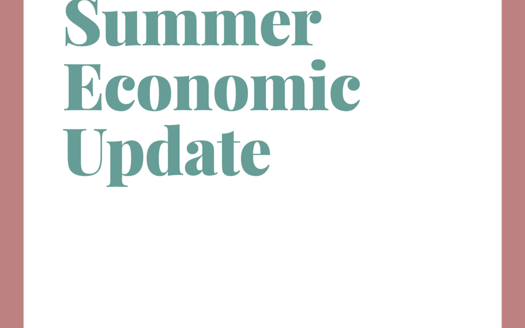 Chancellor's Summer Economic Update