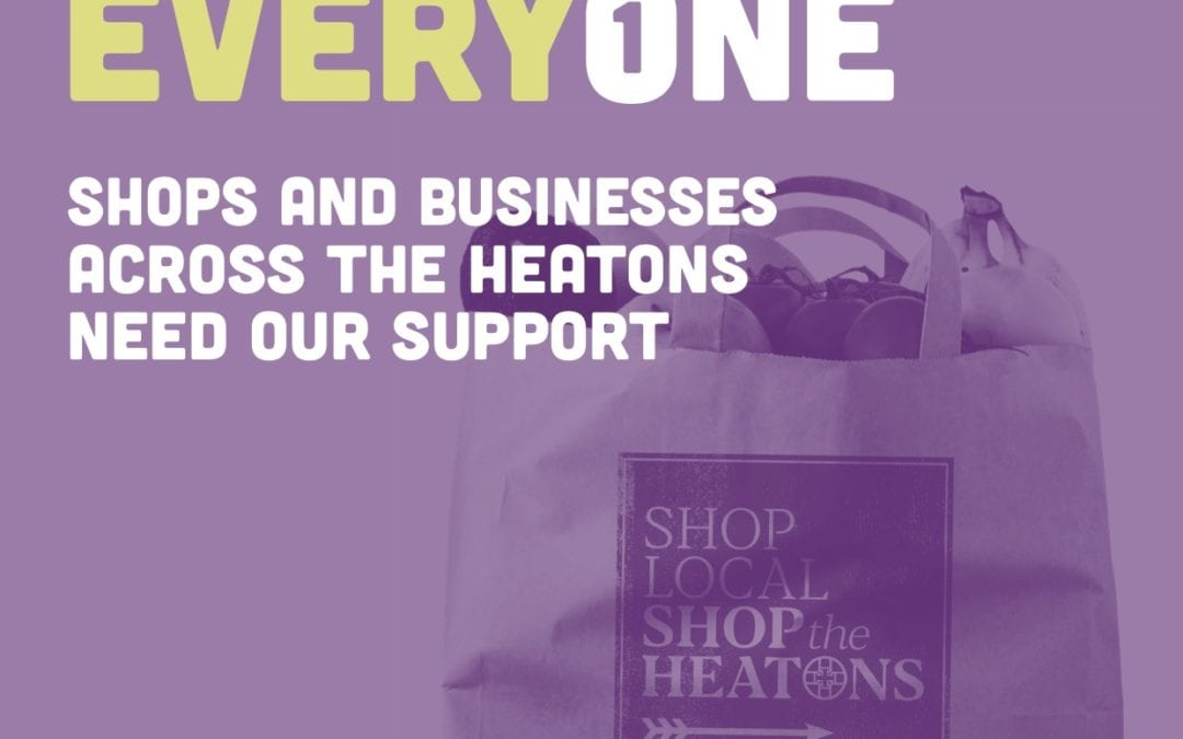 Shop Local Posters for The Heatons